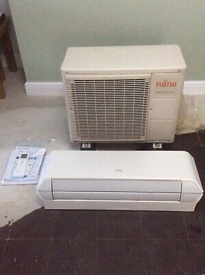 fujitsu air conditioning unit 2.5kw