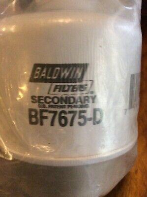 Baldwin Bf7675-d Fuel Water Seperator Filter
