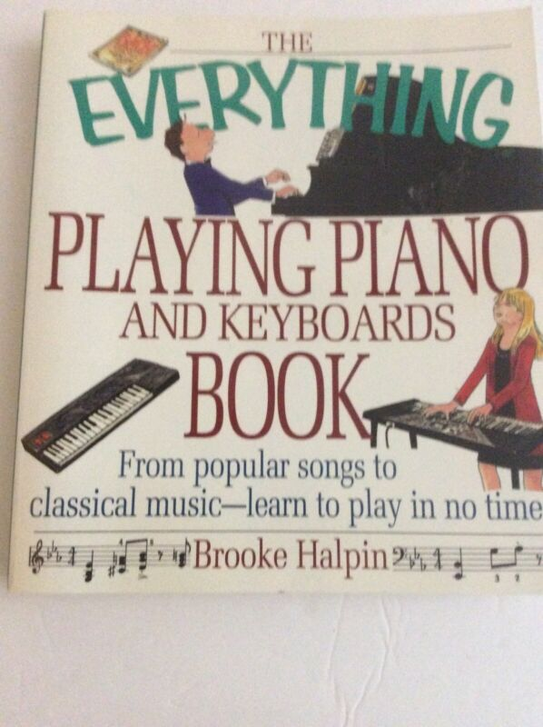 Piano and Keyboard Instruction Book