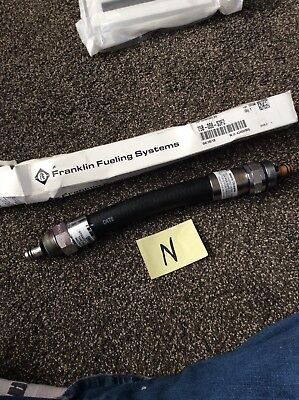 Healy Franklin Fueling Systems 75b-008-s3f2 Pigtail Whip Hose 34