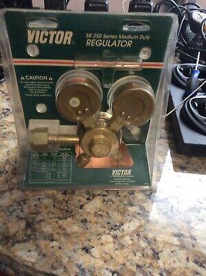 Victor Sr 250 Series Medium Duty Regulator