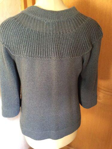 Gilet tricot 1.2.3. gris 42/44
