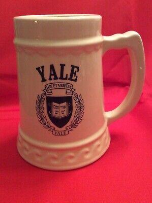 """Yale 6 1/4"""" Decorative Mug Made In The USA! ()"""