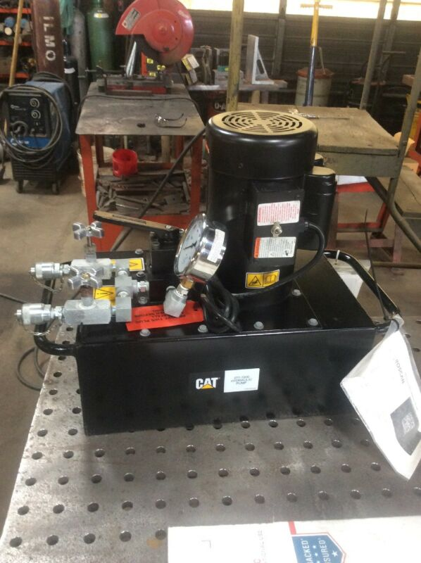 Caterpillar 277-7200 Hydraulic Pump
