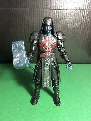 "Hasbro Marvel Legends MCU First 10 Years GOTG Vol 1 Ronan 6"" Loose Figure"