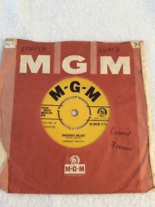"""Conway Twitty - Unchained Melody / Comfy 'N Cozy 7"""" Single"""