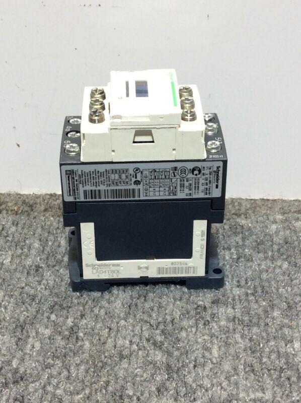 Schneider Electric LAD4TBDL 25Amp Contactor 24VDC Coil
