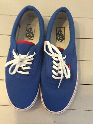 Mens Vans Royal Blue Size US 8