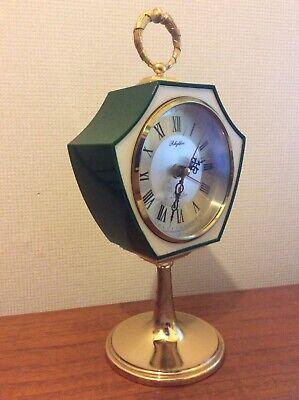 Vintage - Retro - Rhythm - Mechanical - Rare - Alarm Clock