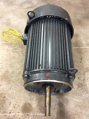 New Emerson 10 Hp Electric Motor Mod.aa41 Type Ut-4 230460v Frame 215jmz