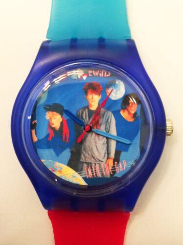 Thompson Twins watch - Retro 80s designer watch