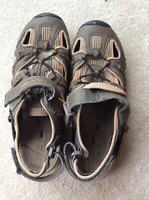 Men's MOUNTREK Camp Ground Quick Dry Shoes Sandals Size 11 Hiking Sports (Camp Sport Shoe)