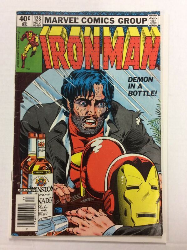 Iron Man #128 (Nov 1979, Marvel)