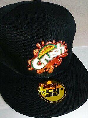 Orange Crush Teenage Mutant Ninja Turtles The Movie Adjustable Baseball Hat Cap ()