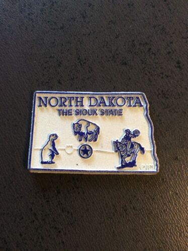 Magnet USA - North Dakota - Kühlschrankmagnet