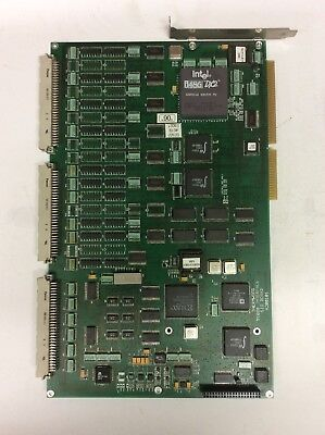 Thermwood 91000 Interface Sio Board Xj00101 Industrial Pc Isa Card E57