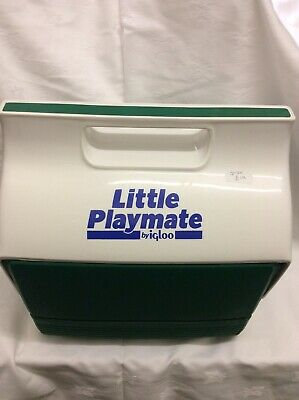 Little Playmate Elite Cooler Box By Igloo Green/White/blue