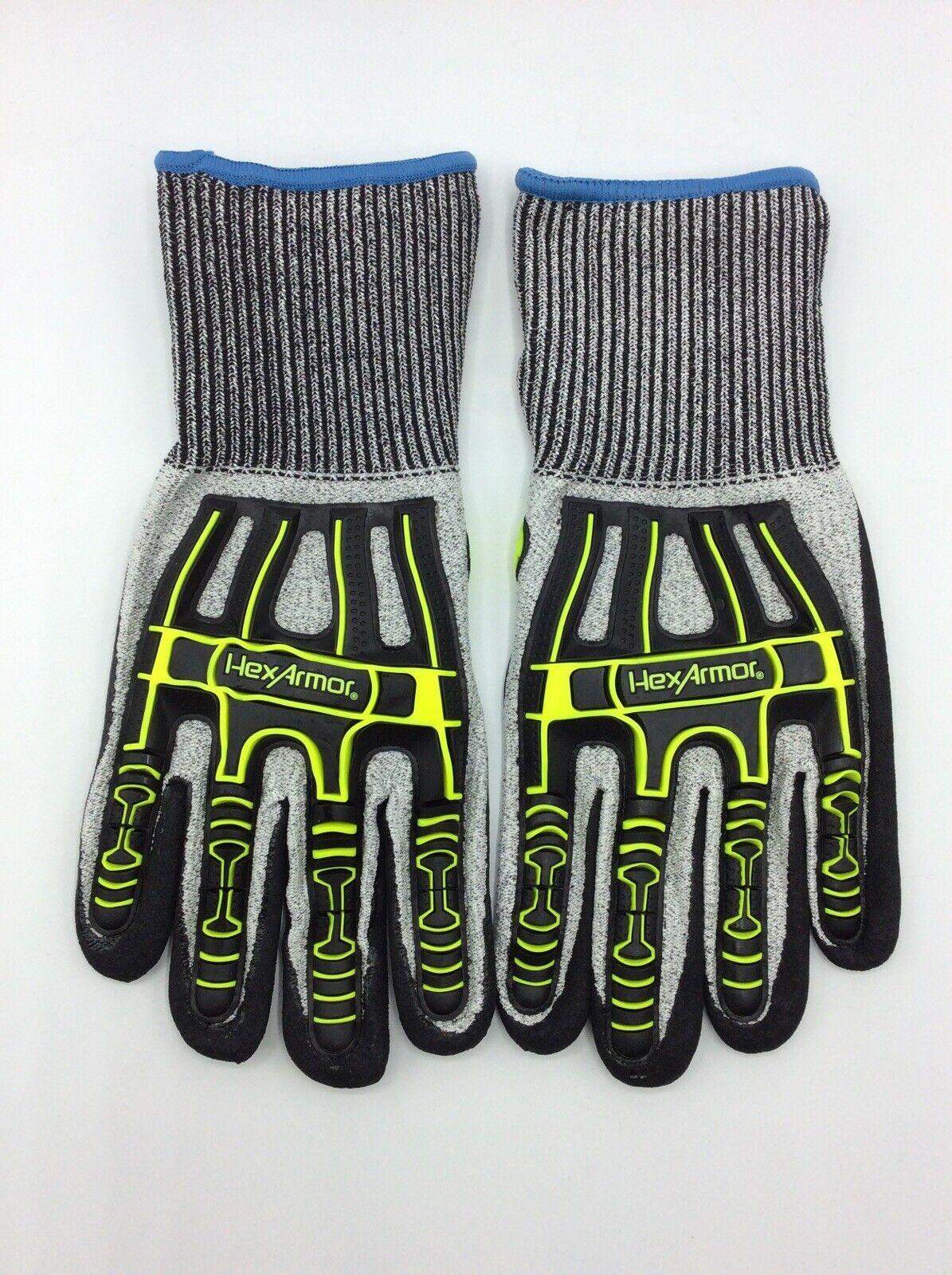 HexArmor Rig Lizard Thin Lizzie 2090 High Dexterity Gloves M