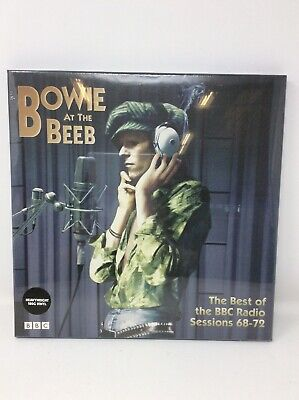 David Bowie at The Beeb Best of The BBC Sessions 4LP Box Set Vinyl US