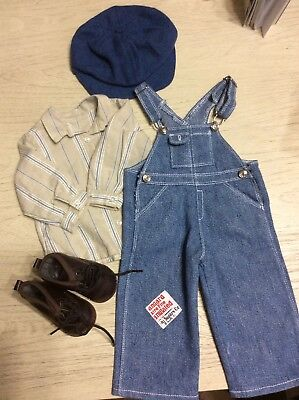 Hobo Outfit (American Girl Kit's Hobo Outfit and Boots)