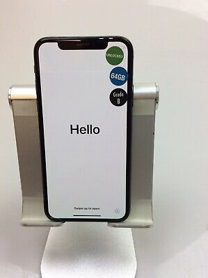 Apple iPhone X - 64GB - Space Grey Unlocked