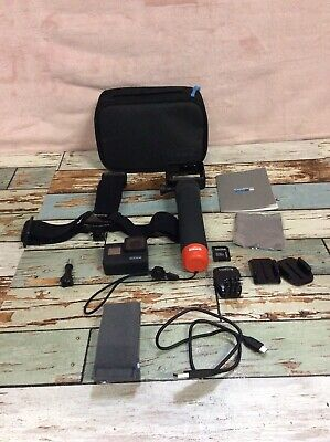 GoPro Black 7 Action Camera **READ**