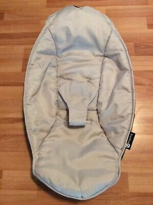 4Moms mamaRoo Infant Baby Swing Seat Fabric Replacement Part Classic Gray