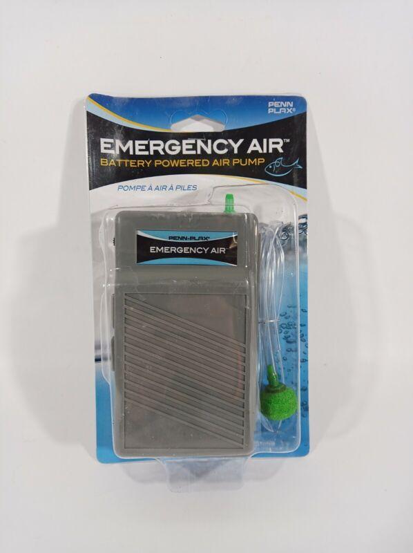 Penn-Plax Emergency Air Battery Powered Aquarium Air Pump
