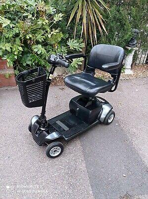 Pride GoGo traveller elite mobility Scooter heavy duty 22 amp battery pack leics