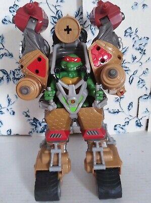 2013 MIRAGE STUDIOS  PLAYMATE TOYS TEENAGE MUTANT NINJA Turtle Battle Suit works (Ninja Turtle Suits)