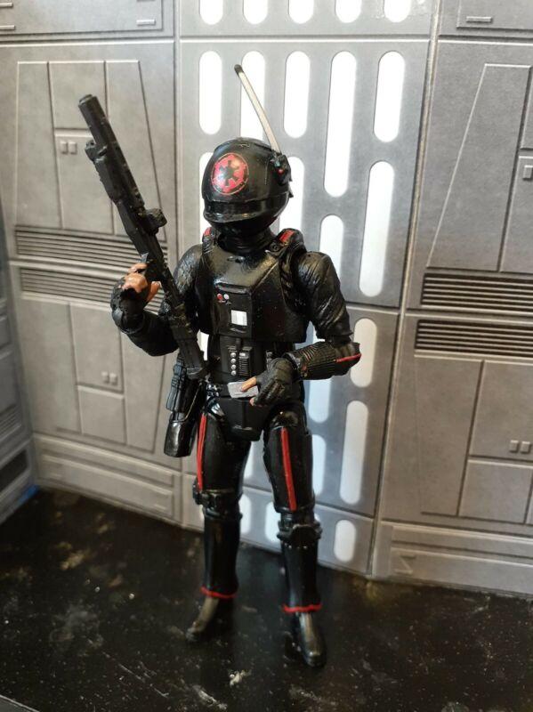 Custom Star Wars 3.75 Imperial Gunner Inferno Squad Jmc Engineer rogue one tvc