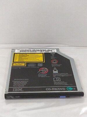 T43 Laptop Cd (IBM Thinkpad T40, T41, T42, T43 Laptop CD-RW DVD-ROM Drive 08K9865 08K9862 R202D)