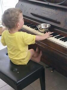 Piano lessons for children and adults Bonner Gungahlin Area Preview