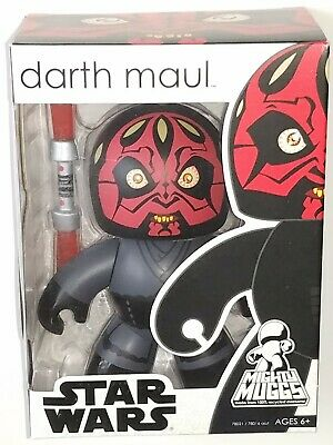 Star Wars DARTH MAUL Mighty Muggs 6