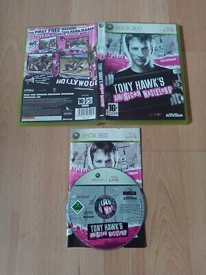 Tony Hawk's American Wasteland | Xbox 360 | Complete