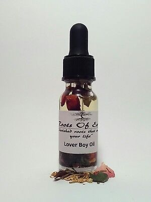 LOVE POWER OIL TO ATTRACT WOMEN MASCULINE MAGIC HOODOO OCCULT SPELL