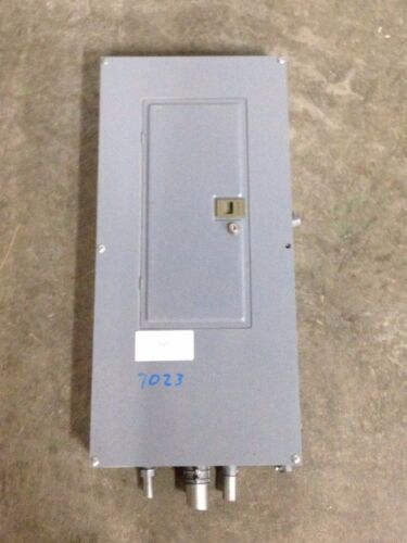 Square D Electrical Enclosure W BREAKERS QOC3045  NEMA 1  #7023