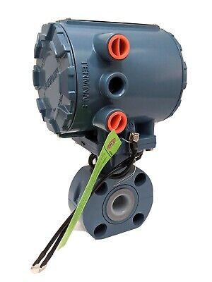 Rosemount Wafer Magnetic Flow Meter 8711tsa010u1n5 Transmitter 8732emt2a1n5