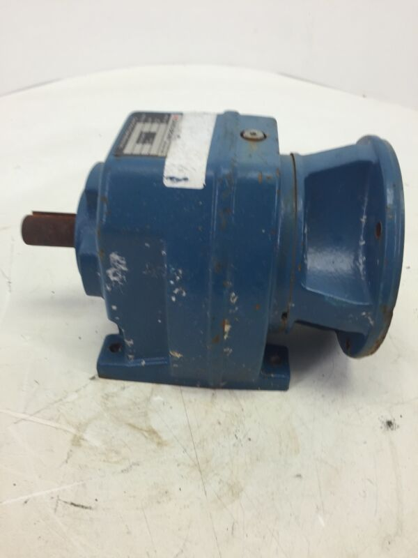 David Brown M032236 BACU2 36 to 1 Ratio Cone Drive Operation Gear Reducer (B141)