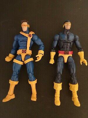 "Marvel Legends 6"" Cyclops TRU Dark Phoenix 2-Pack & Warlock Wave Loose Complete"