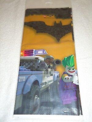 Lego Batman Party (NEW LEGO BATMAN  PLASTIC TABLECOVER  PARTY SUPPLIES 54
