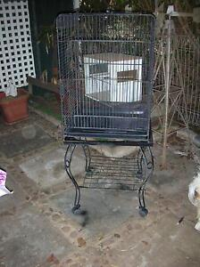 Parrot Cage & Stand ~ suit large Pet Parrot ~ Reduced price !!! Penrith Penrith Area Preview
