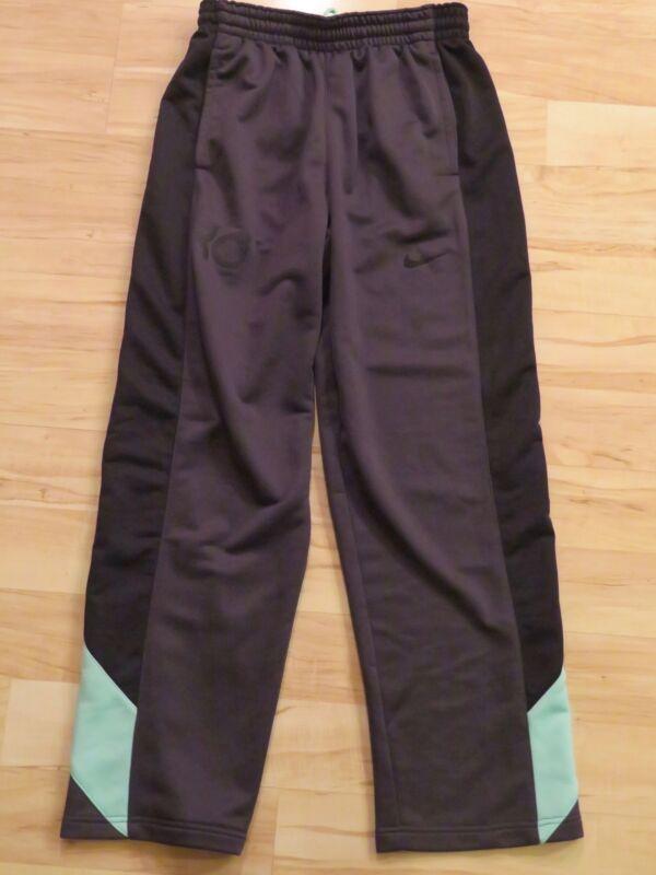 0c708aeba5 Nike Dri hombres Fit KD Kevin Durant pista gris pantalones menta verde  negro tamaño mediano