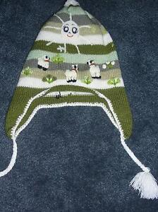 Kids South american knit hat Glen Iris Boroondara Area Preview