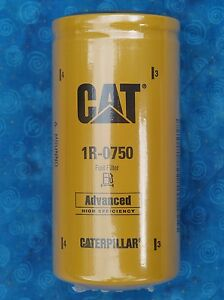 CAT 1R-0750 fuel filter sealed Duramax Genuine Caterpillar 1R0750 1r 0750