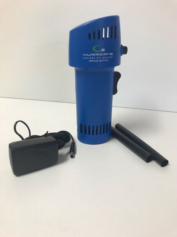 Canless Air System O2 Hurricane - Special Edition