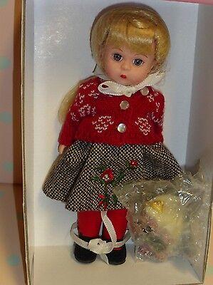 "Madame Alexander 8"" Doll - NORWAY"