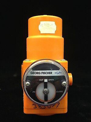 Georg Fischer Pneumatic Actuator Ball Valve 198.150.344