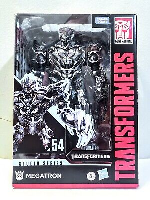 💥Transformers Toys Studio Series 54 Voyager Class Transformers Movie Megatron💥