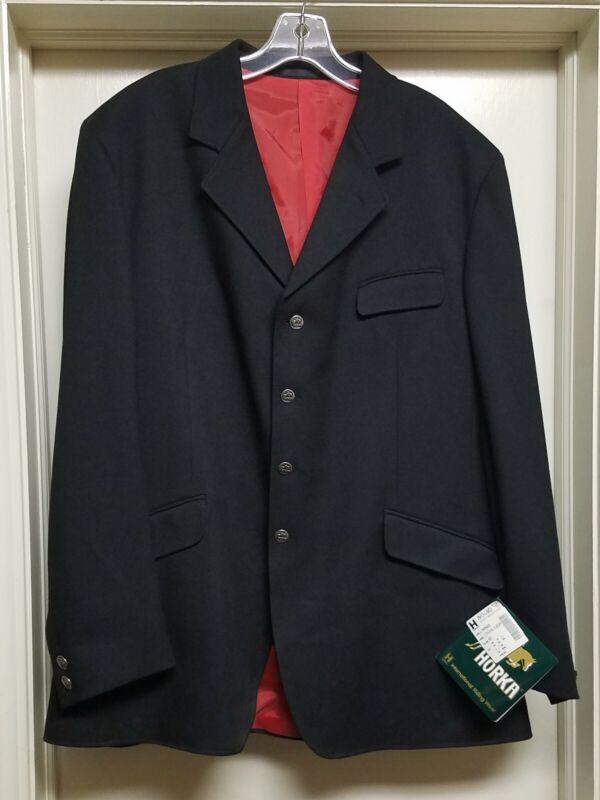 NWT $216 46R Mens Horka Central Europe Coat LAST ONE dressage eventing  jumper